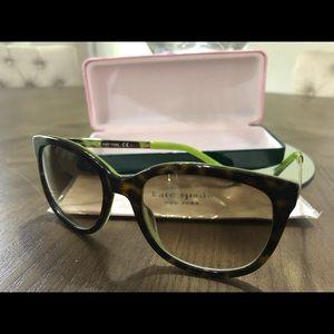 """New w/o tags - Kate Spade """"Gayla"""" sunglasses"""